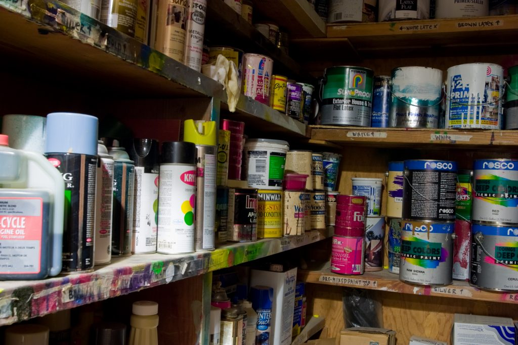 recycle paint can removal service