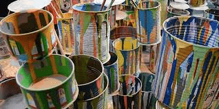 yuck old paint can recycling